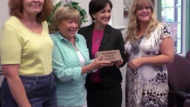 Plainfield Public Library Honored