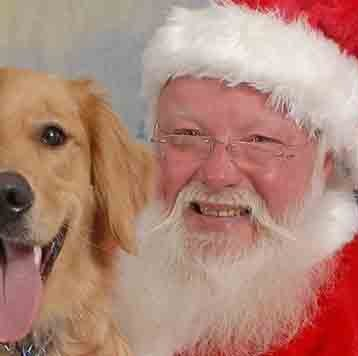 Pet Photos with Santa – See Events for Details